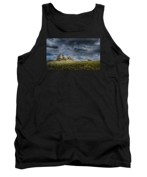 Stormy Peak 1 Tank Top