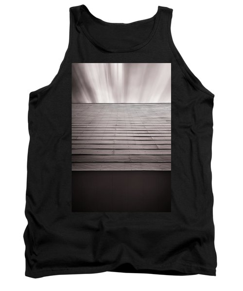 Straight Line Above Tank Top