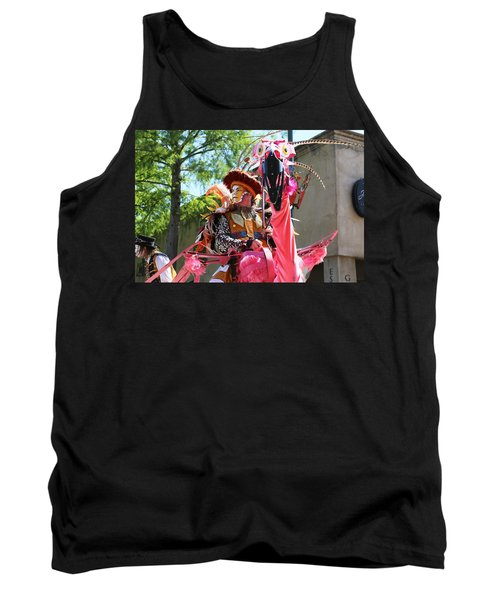 Tank Top featuring the photograph Strange Ride by Rdr Creative