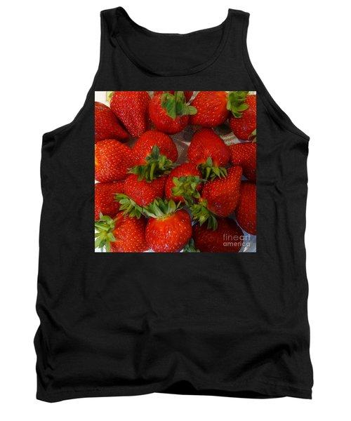 Strawberries Tank Top