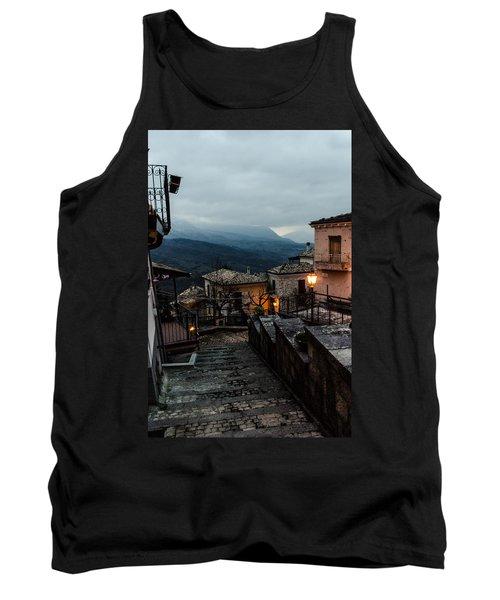 Streets Of Italy - Caramanico 3 Tank Top