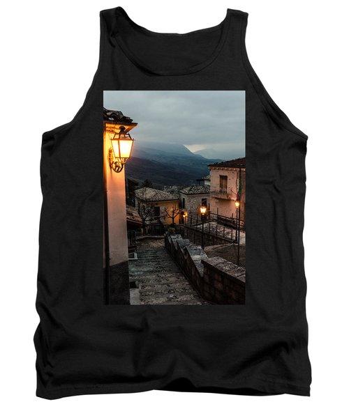 Streets Of Italy - Caramanico Tank Top