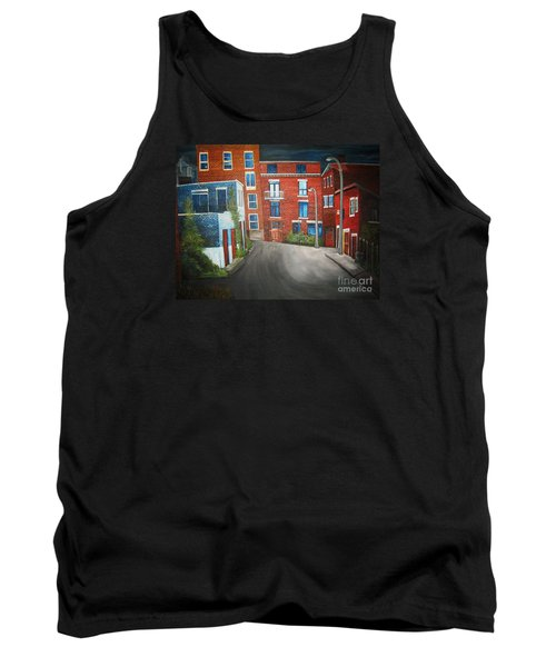 Streets Of Montreal  Joly Tank Top
