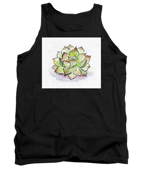 Succulent Tank Top