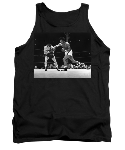Sugar Ray Robinson Tank Top