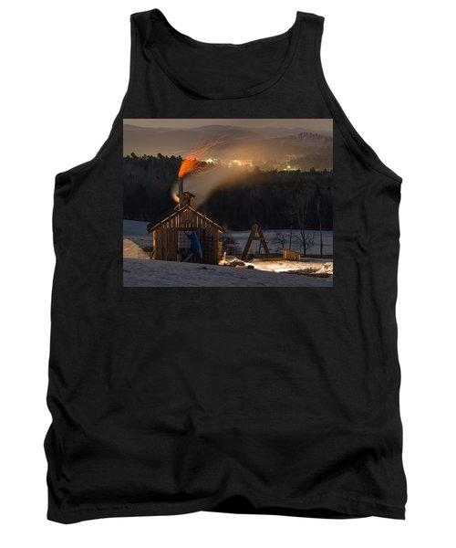 Sugaring View Tank Top by Tim Kirchoff