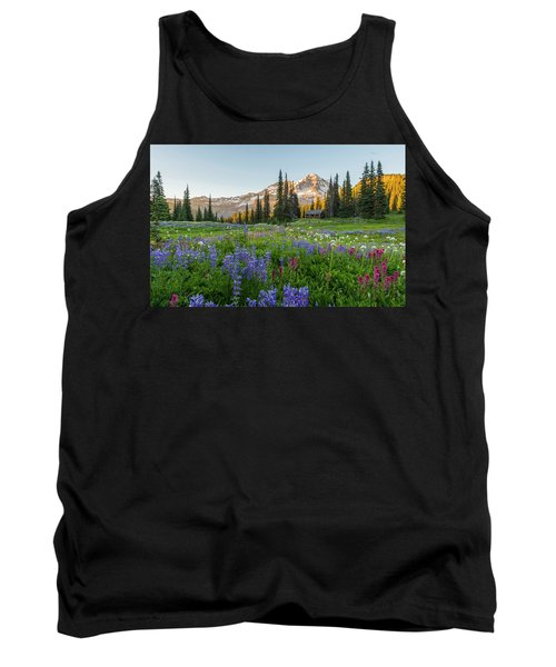Summer Beauty At Indian Henry's Hunting Ground Tank Top