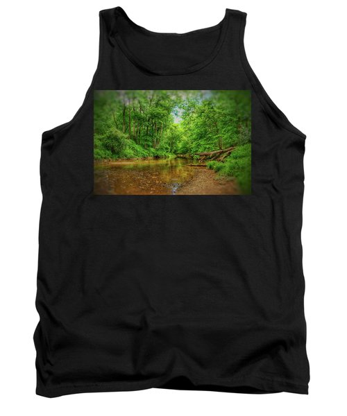 Summer Breeze II Tank Top