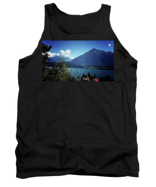 Tank Top featuring the photograph Summer Day by Mimulux patricia no No