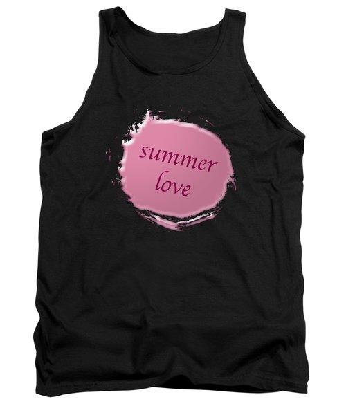 Summer Love  Tank Top by Bill Owen