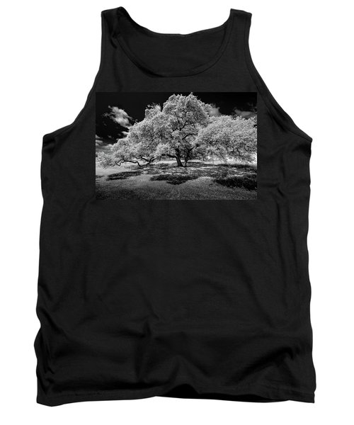 Tank Top featuring the photograph A Summer's Night by Darryl Dalton
