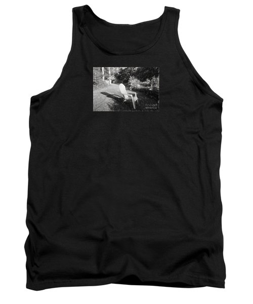 Tank Top featuring the photograph Summertime by Mim White