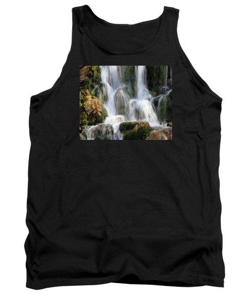 Summit Creek Waterfalls Tank Top