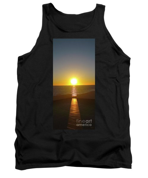 Sun Gazing Tank Top by Gem S Visionary