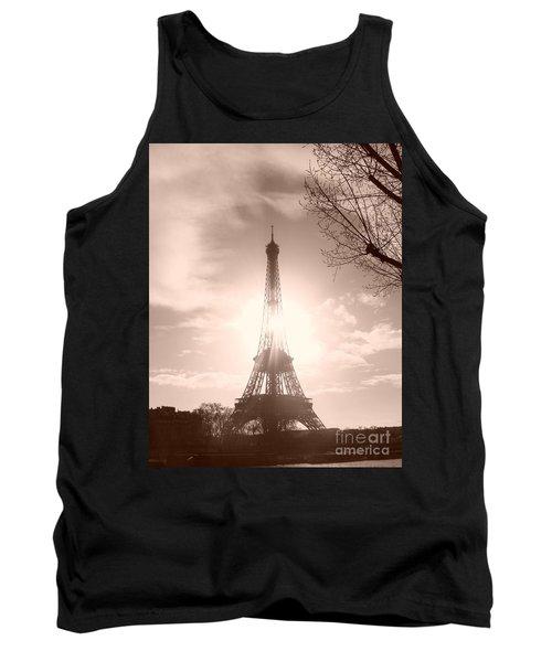 Sun In Paris Tank Top