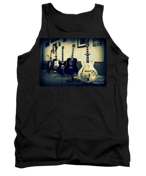 Sun Studio Classics Tank Top by Perry Webster