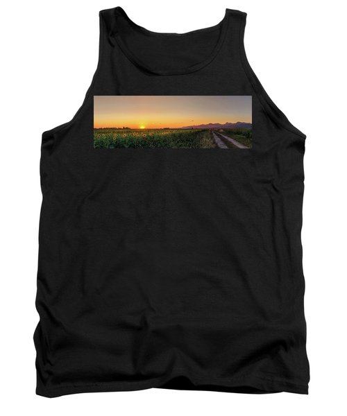 Sunfield Road Tank Top