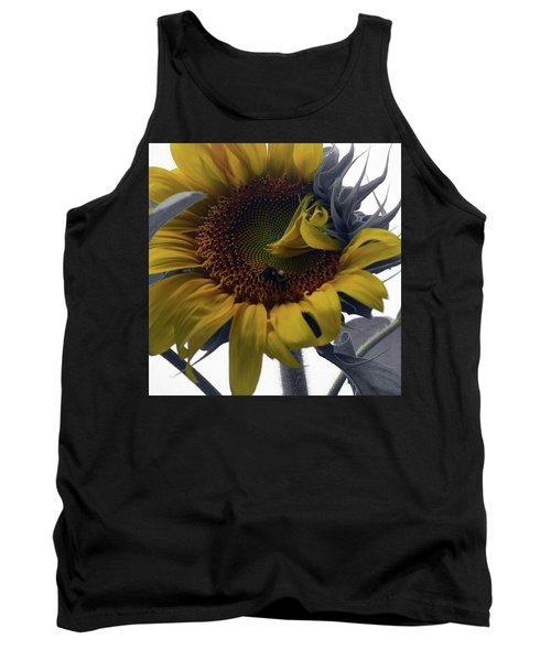 Sunflower Bee Tank Top
