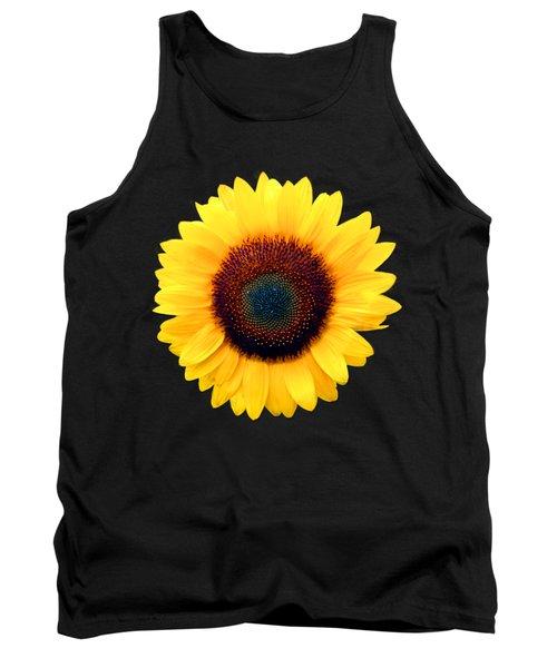 Sunflower Tank Top by Bob Slitzan