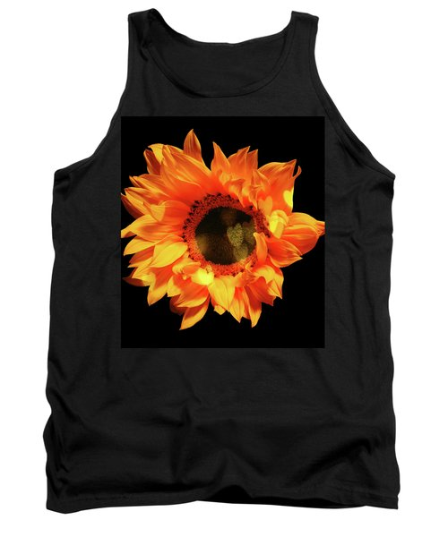 Sunflower Passion Tank Top