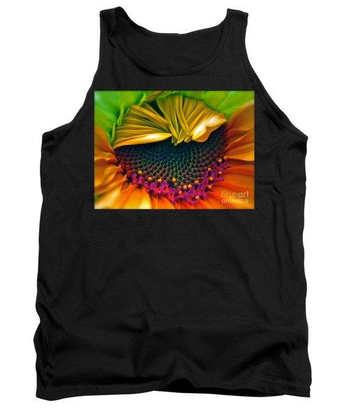 Sunflower Smoothie Tank Top