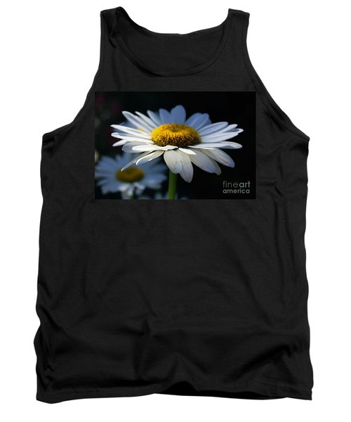 Sunlight Flower Tank Top by John S