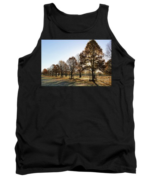 Sunrise And Long Shadows Tank Top