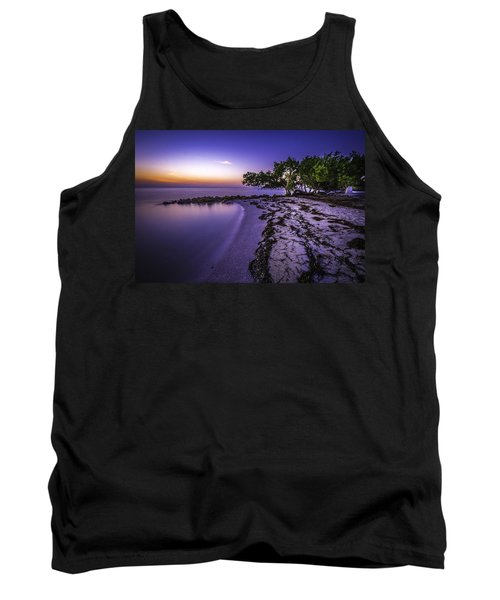 End Of The Beach Tank Top