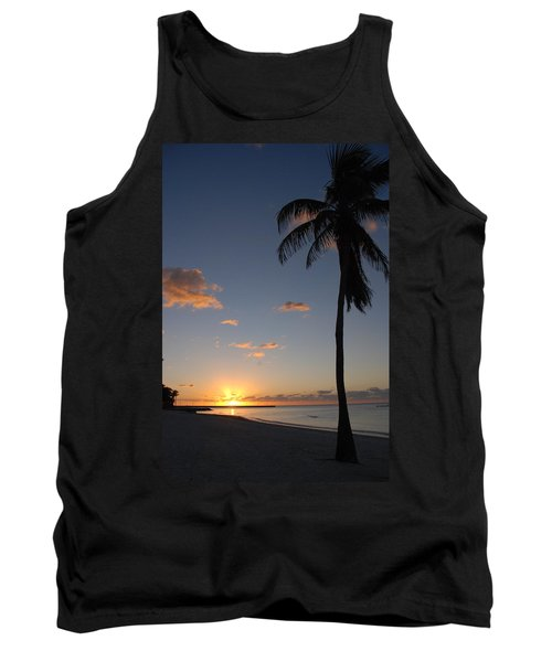 Sunrise In Key West 2 Tank Top