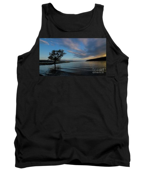 Sunrise On Seneca Lake Tank Top
