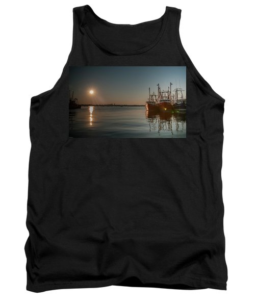 Sunrise Over New Bedford, Tank Top