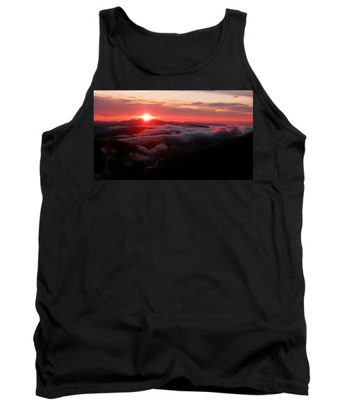 Sunrise Over Wyvis Tank Top