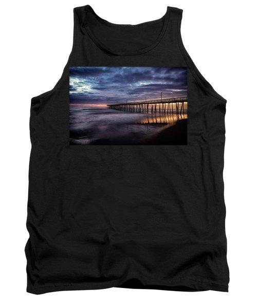 Sunrise Pier Tank Top