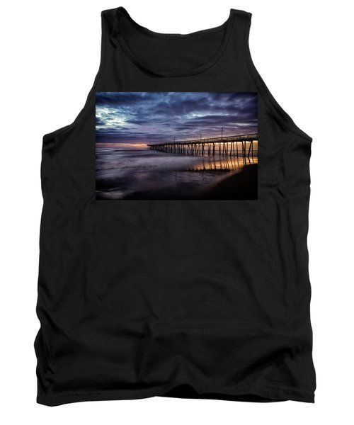 Sunrise Pier Tank Top