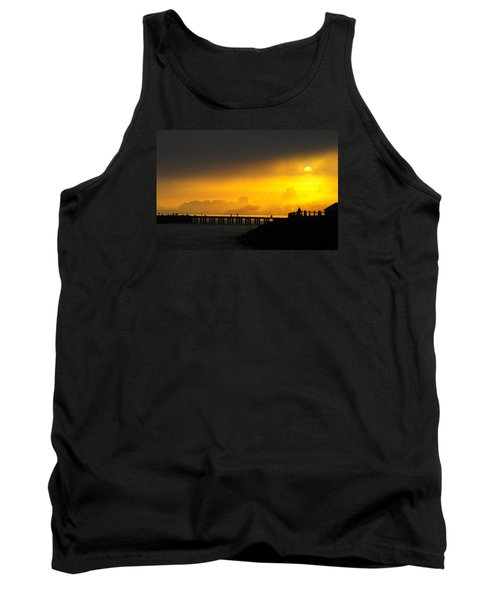 Tank Top featuring the photograph Sunrise San Francisco by Steve Siri