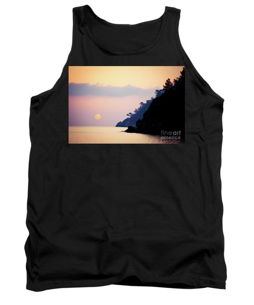 Sunrise Sea Rythm  Tank Top