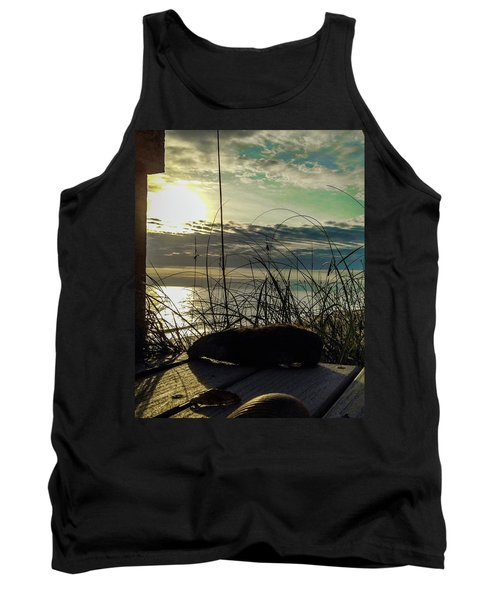 Sunrise Sea Shells Tank Top