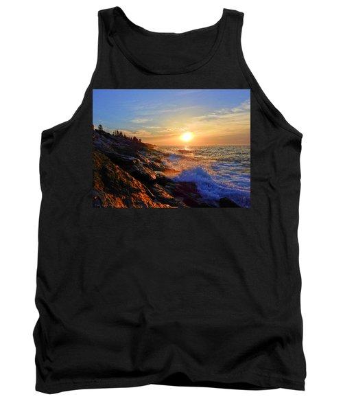 Sunrise Surf Tank Top