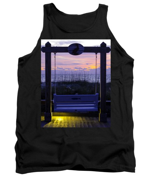 Sunrise Swing  Tank Top