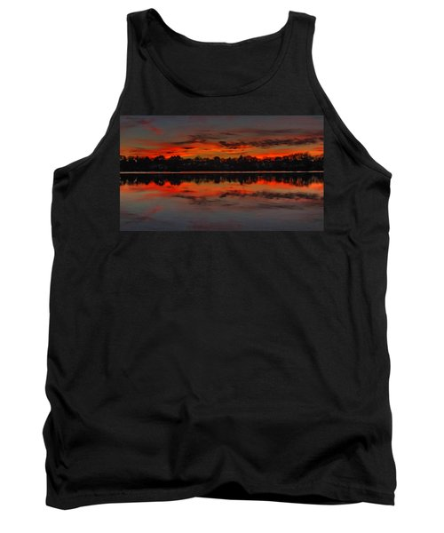 Sunset #1 Tank Top