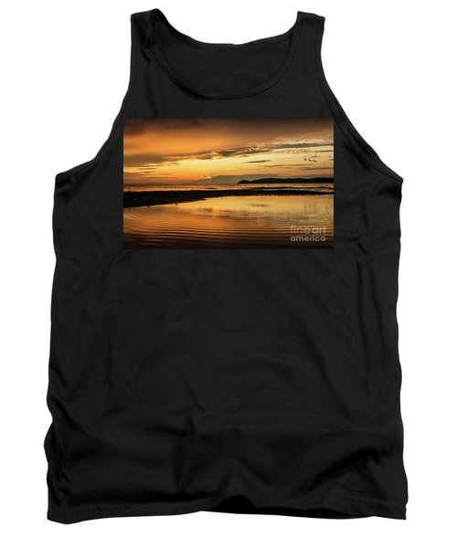 Sunset And Reflection Tank Top