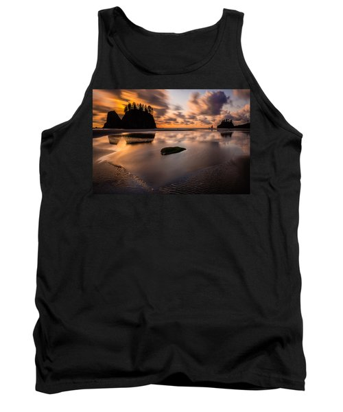 Sunset Breeze Tranquility Tank Top