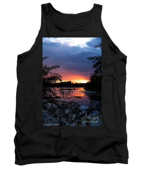 Sunset Cove Tank Top