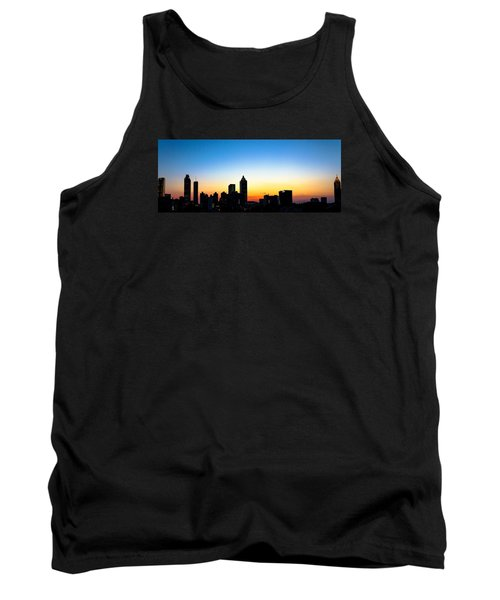 Sunset In Atlaanta Tank Top