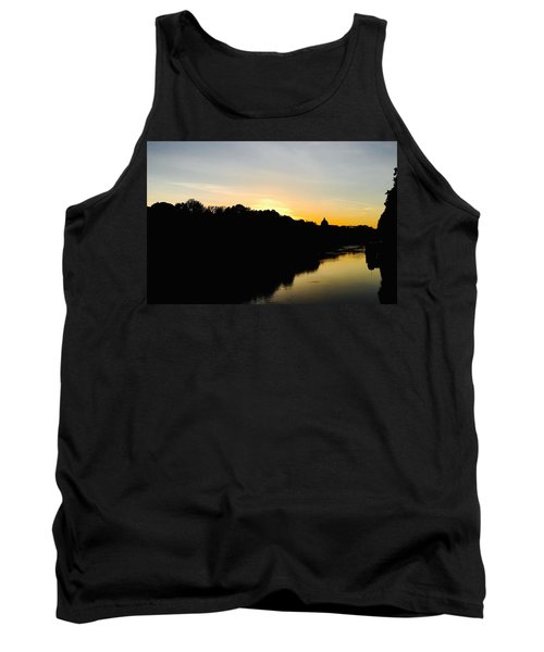 Sunset In Rome Tank Top