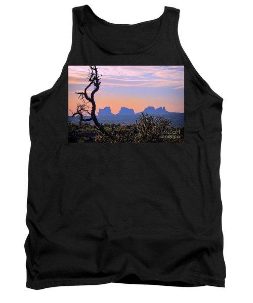 Sunset In Utah Tank Top