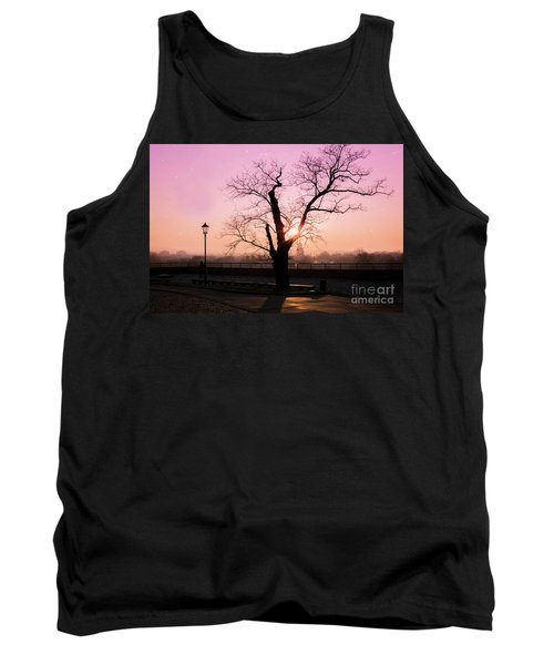 Tank Top featuring the photograph Sunset Over Krakow by Juli Scalzi