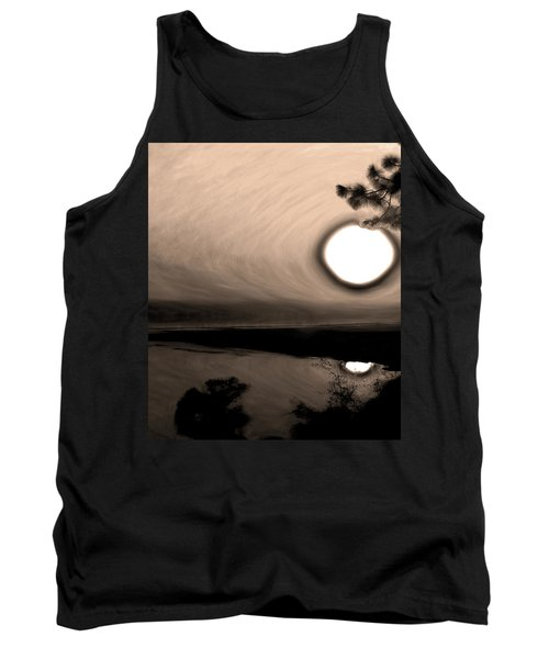 Sunset Reflection Tank Top