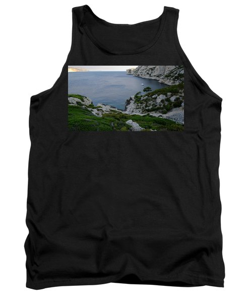 Sunset Repose Tank Top