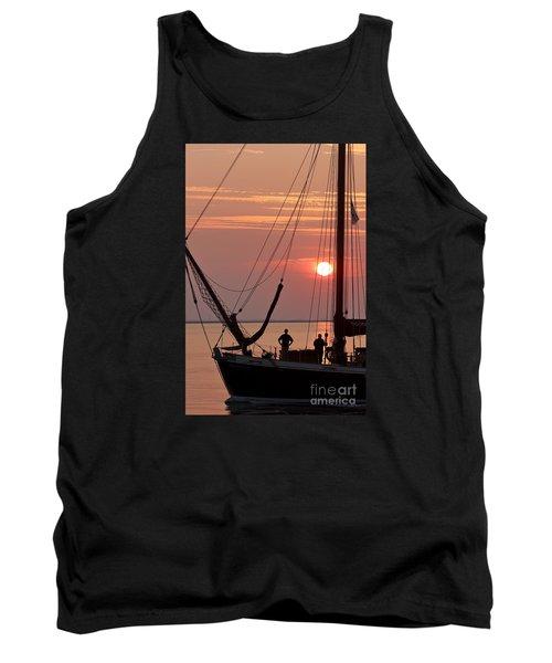 Sunset Sail Tank Top